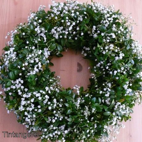 kips kruid & buxus groen