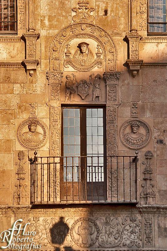 Casa de las Muertes, Salamanca.