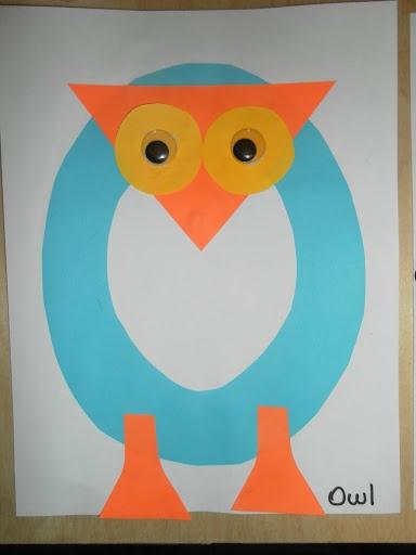 58 best Letter O Crafts images on Pinterest | Letter o ...
