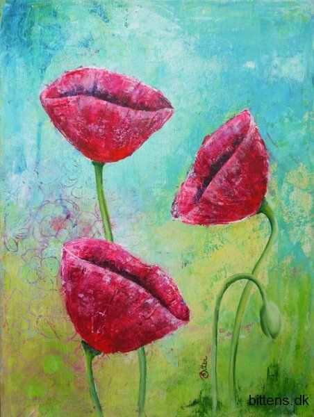 Sweet Poppies