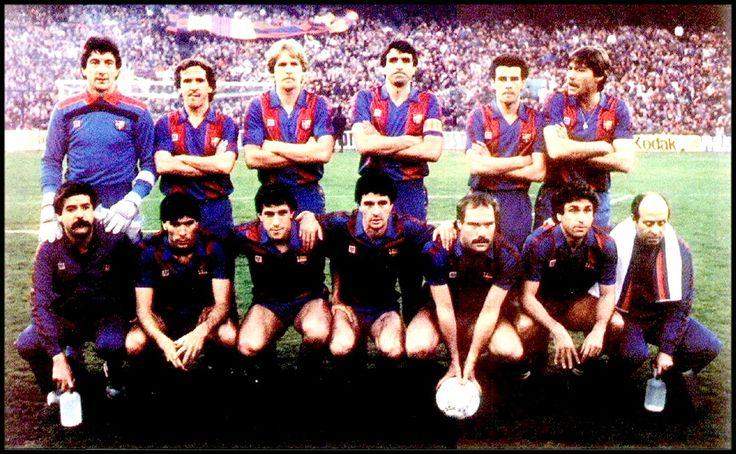 BARCELONA 1980-2000