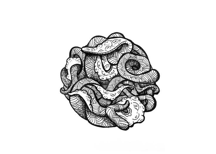circle krake
