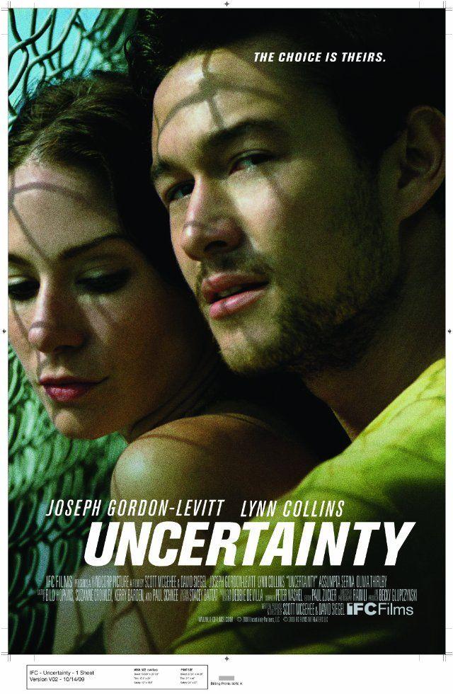 Uncertainty 2009