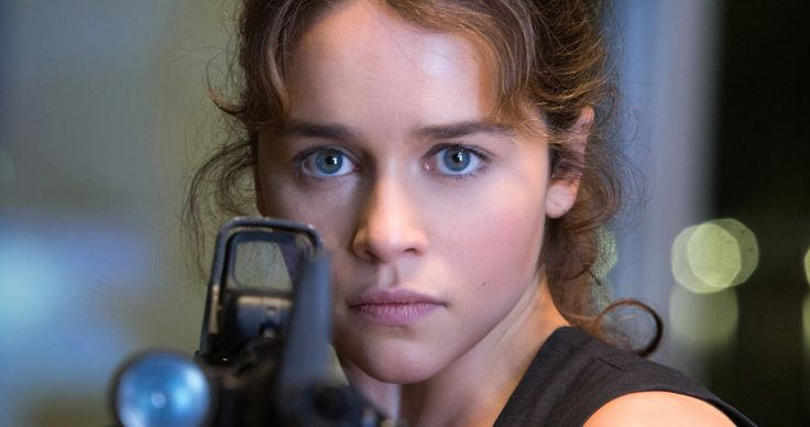 Emilia Clarke Says No to 'Terminator Genisys' Sequels -- Emilia Clarke reveals that she has no plans to return as Sarah Connor in Paramount's sequels to 'Terminator Genisys' if they ever happen. -- http://movieweb.com/terminator-genisys-sequels-emilia-clarke-sarah-connor/