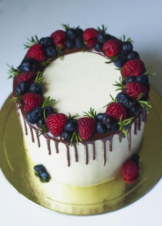 Украшение тортов кремом,шоколадом, фруктами - Сообщество «Кондитерская» - Babyblog.ru - стр. 415