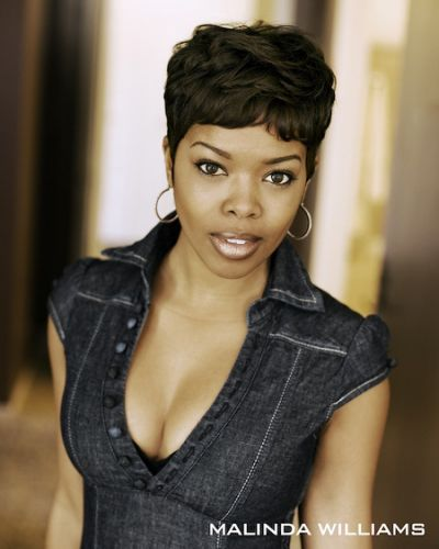 ... Malinda Williams one of the