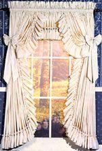 Straw & Feathers -- Shop online -- Carolina Curtains
