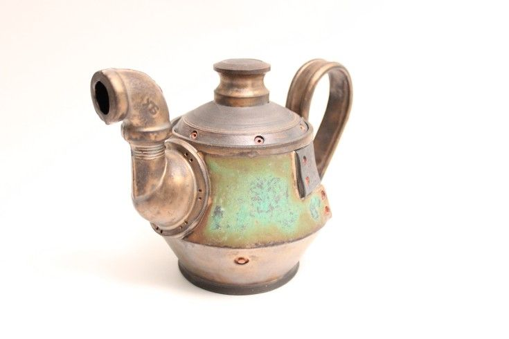 Andrew Massey - Industrial Teapot - Greenhill