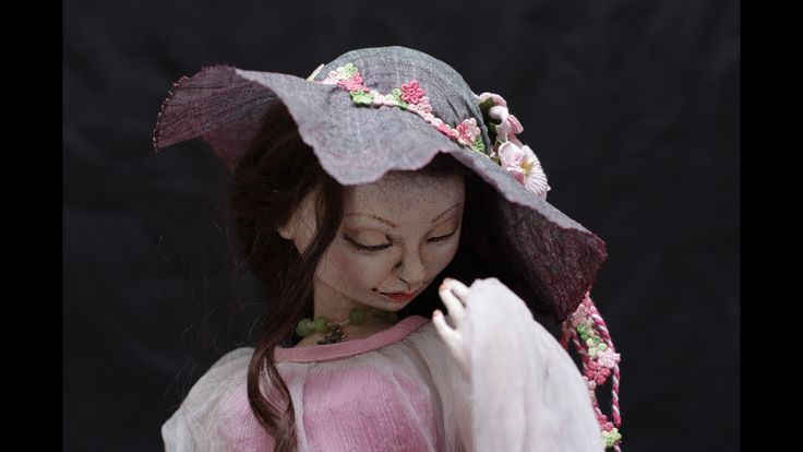Авторская кукла Надин