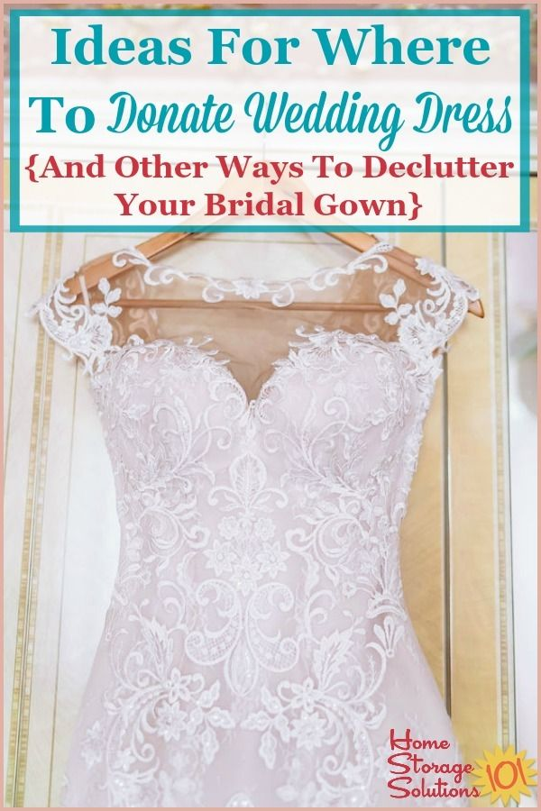 14 Attractive Where To Donate Old Wedding Dress