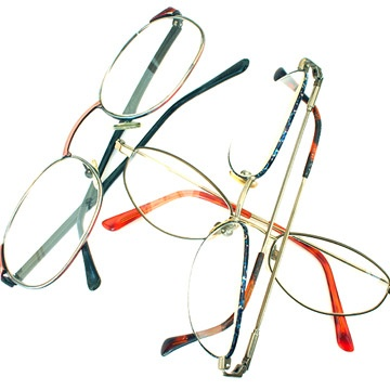 Eyeglasses Donations-The Lions Club has a long history of helping people who need glasses get them. Check out the Lions Club website to find a drop-off location near you.