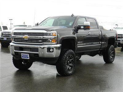 2015 Chevrolet Silverado 2500HD LTZ Truck #wattsatuomotive #truck #lifed #liftedtrucks #gmc #chevy
