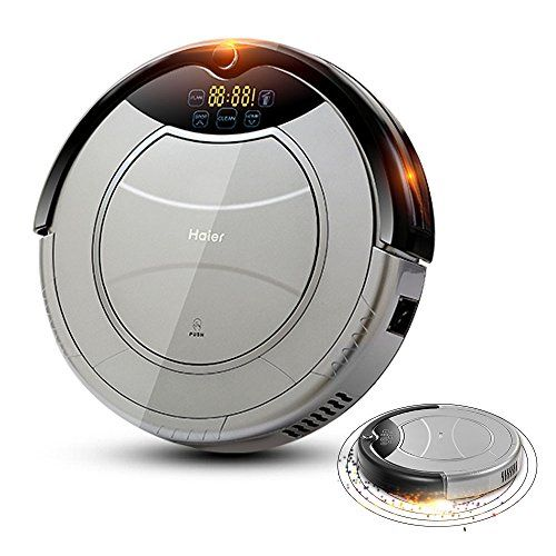 Special Offers - Haier Vacuum Cleaner Robot Original SWR-T321 Pathfinder Vacuum Cleaner Robot Remote Control Self Charging Cleaning Devices Household Robotic Vacuum Cleaner Gray (UK PLUG) - In stock & Free Shipping. You can save more money! Check It (May 25 2016 at 11:54PM) >> http://airpurifierusa.net/haier-vacuum-cleaner-robot-original-swr-t321-pathfinder-vacuum-cleaner-robot-remote-control-self-charging-cleaning-devices-household-robotic-vacuum-cleaner-gray-uk-plug/
