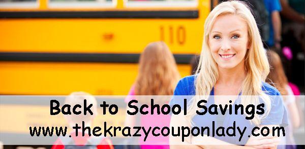 Office Back-to-School Deals: Week of 7/7