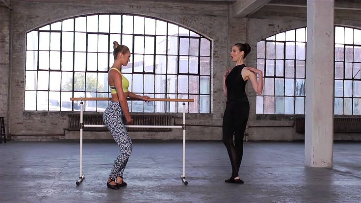 Victoria's Secret Sport invites you to join Angel Candice Swanepoel and Ballet Beautiful's Mary Helen Bowers for this all-new full-body workout.   #victoriassecret #balletbeautiful