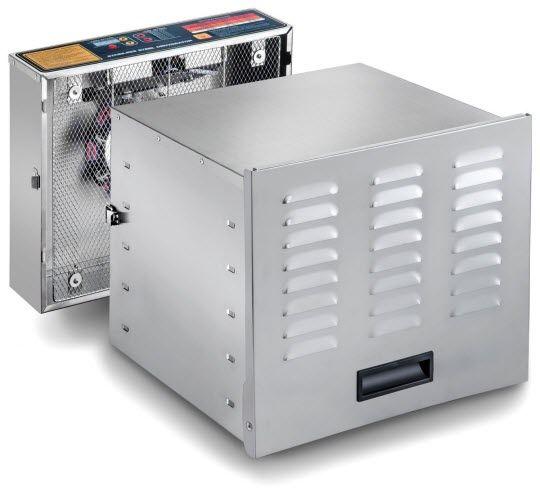 STX International Dehydra STX-DEH-1200W-XLS Commercial Food Dehydrator