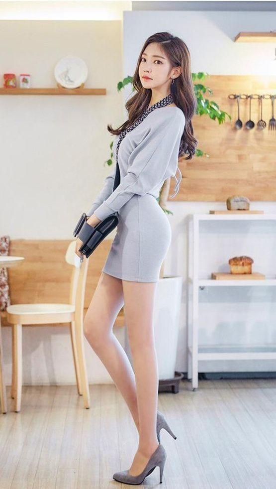 tall-beautiful-korean-ladys