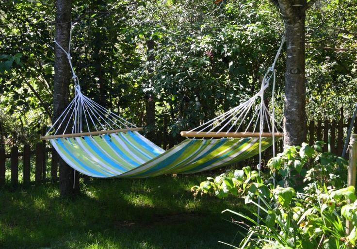 h ngematte garten pinterest garten sommer und matt. Black Bedroom Furniture Sets. Home Design Ideas