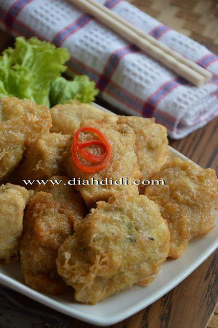 Diah Didi's Kitchen: Tahu Bakso Ayam Udang..Tak Kalah Enak Dari Tahu Bakso Sapi..^^