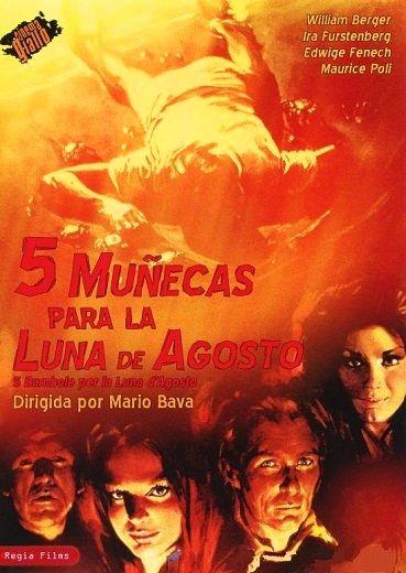 5 bambole per la luna d'agosto (Mario Bava, 1969)