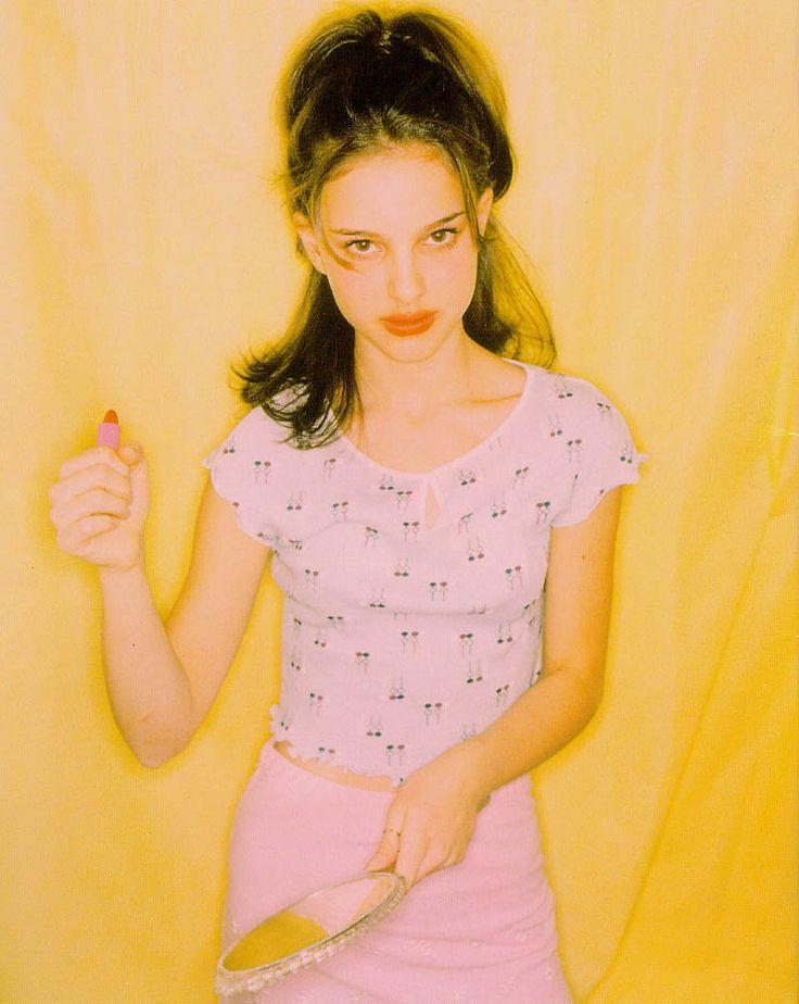 Natalie Portman photographed by Ellen von Unwerth