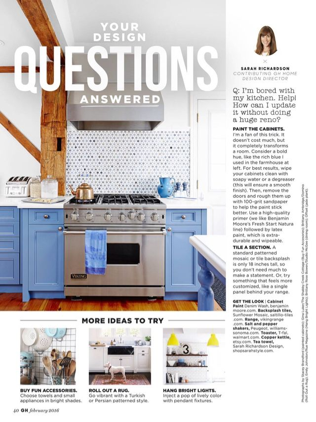 kitchens on Pinterest  Cabinet colors, Gray cabinets and Benjamin