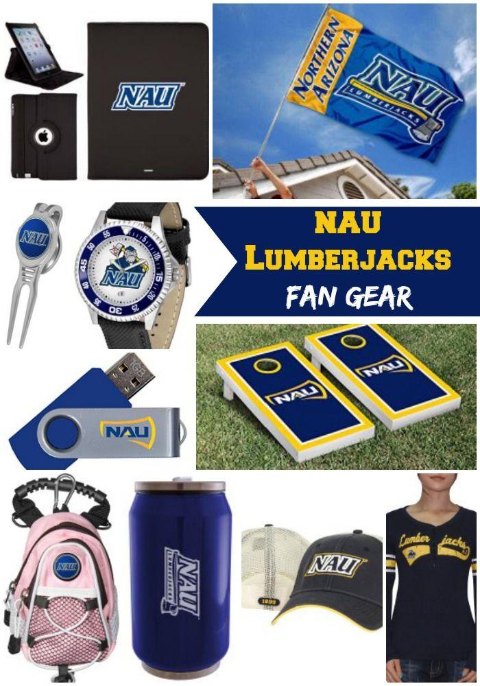 Nau Lumberjacks Fan Gear Resource Directory Pinterest