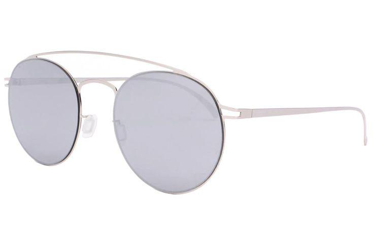 Lunettes de Soleil Fashion Trends Lunettes de Soleil Ultra Light Polarized Sunglasses , Argent / Argent