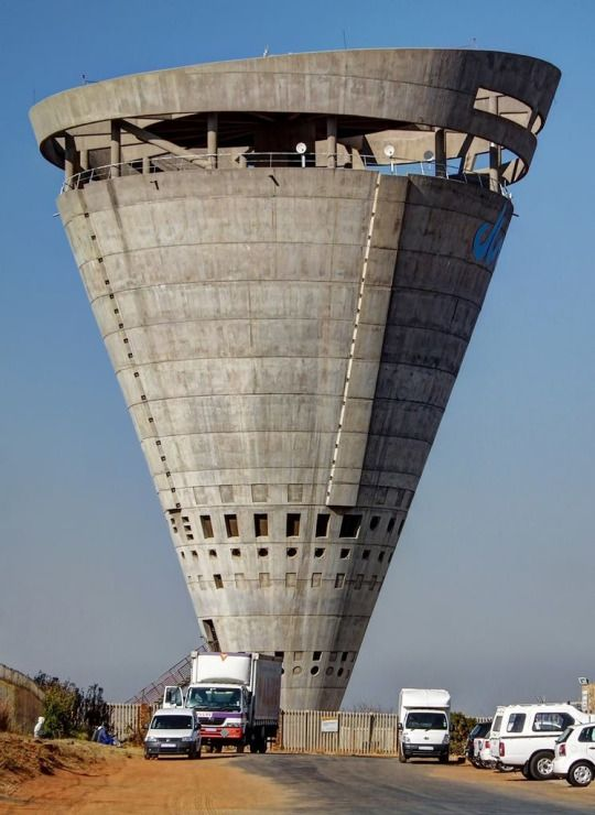 Water tower by Moisei Reisher