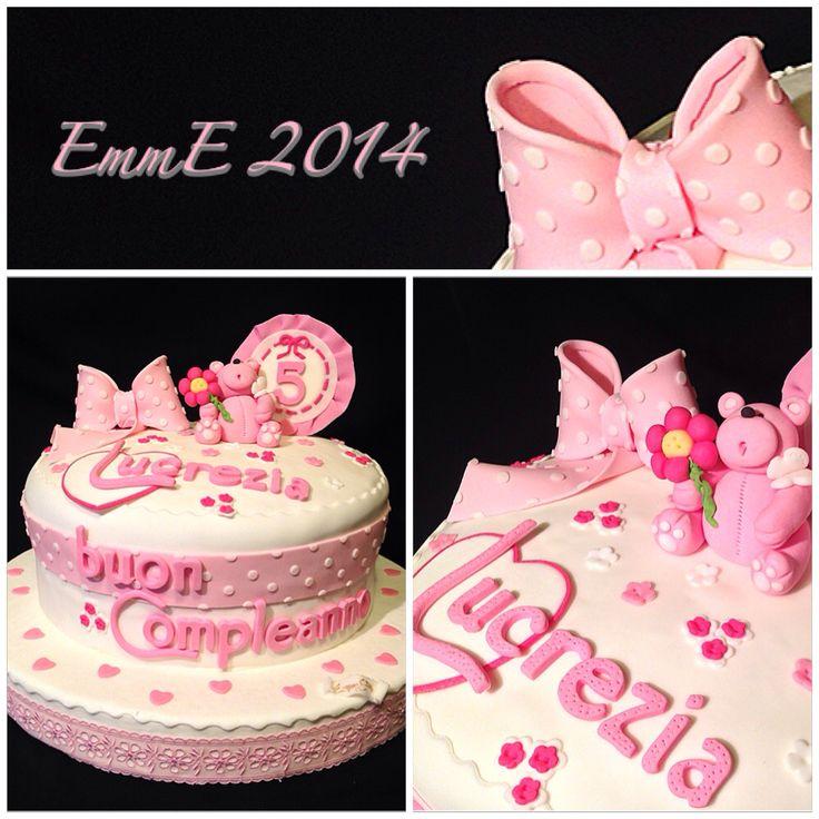 Birthday cake - 5 - girl