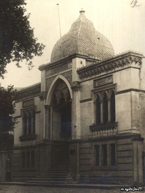 Ottoman Bank Bursa Branch, 1930.
