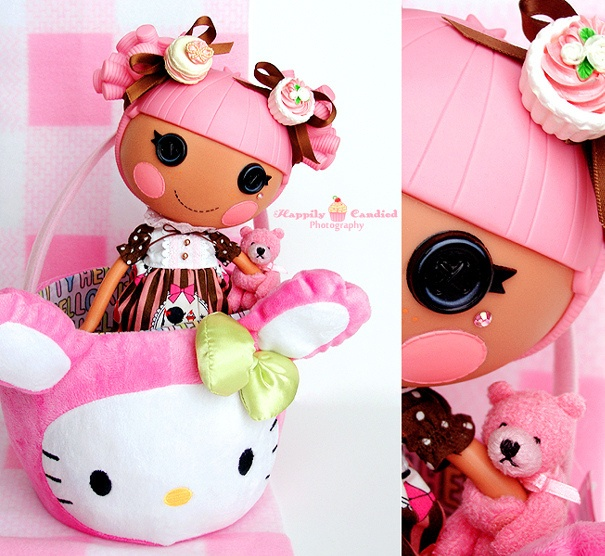 I'm in love with Lalaloopsy