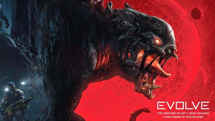 ''The Hunt Evolves'' in new trailer of Evolve [PS4/Xbox One/PC]