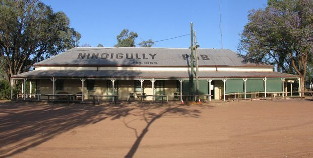 Nindigully Pub QLD....my very, very favourite Qld pub.