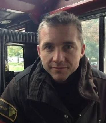 Jeff Hephner as Jeff Clarke on Chicago Fire