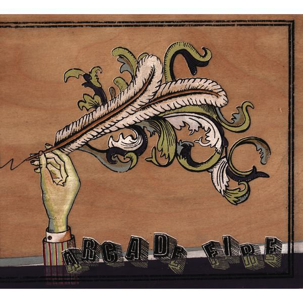 """#10: """"Neighborhood #1 (Tunnels)"""" by Arcade Fire - listen with YouTube, Spotify, Rdio & Deezer on LetsLoop.com"""