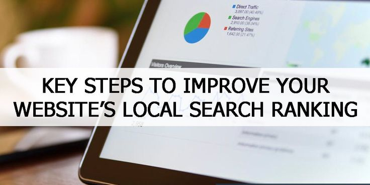 Key Steps to Improve Your Website's Local Search Ranking | Cktechconnect Blog