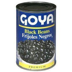 Goya Black Beans (24x15.5OZ )