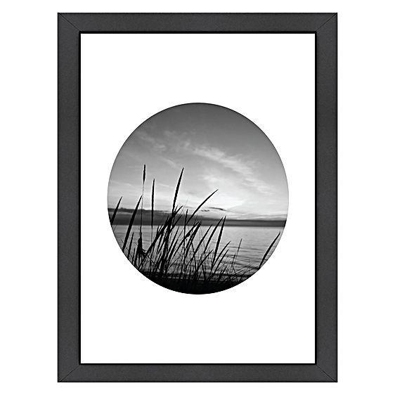 Lake Grass Print Art by Americanflat