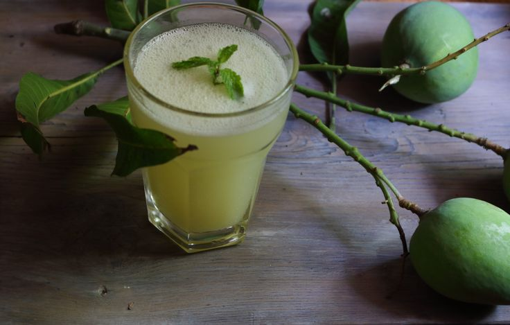 Aam Panna (Green Mango Cooler) is a tangy, sweet and salty summer drink perfect for hot summers.