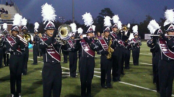 Alpharetta High School, Alpharetta, Georgia #marchingband