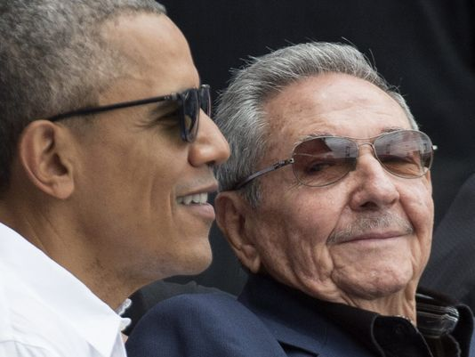 First Take: Obama's Cuba experiment