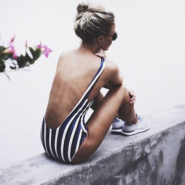The Swimwear Brand Making a Social Splash
