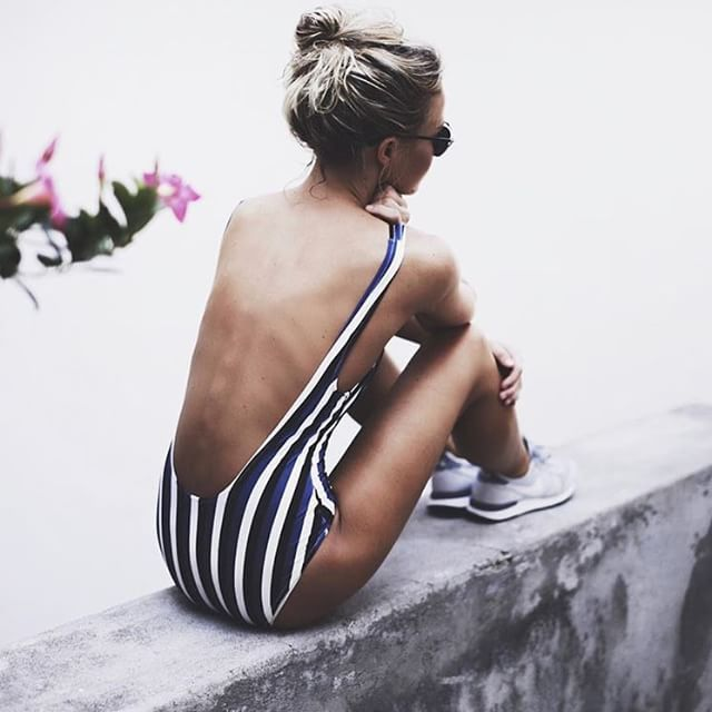 The Swimwear Brand Making a Social Splash - Solid and Striped