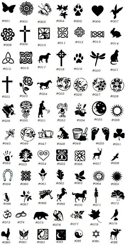 celtic symbols and meanings chart best tattoo meanings