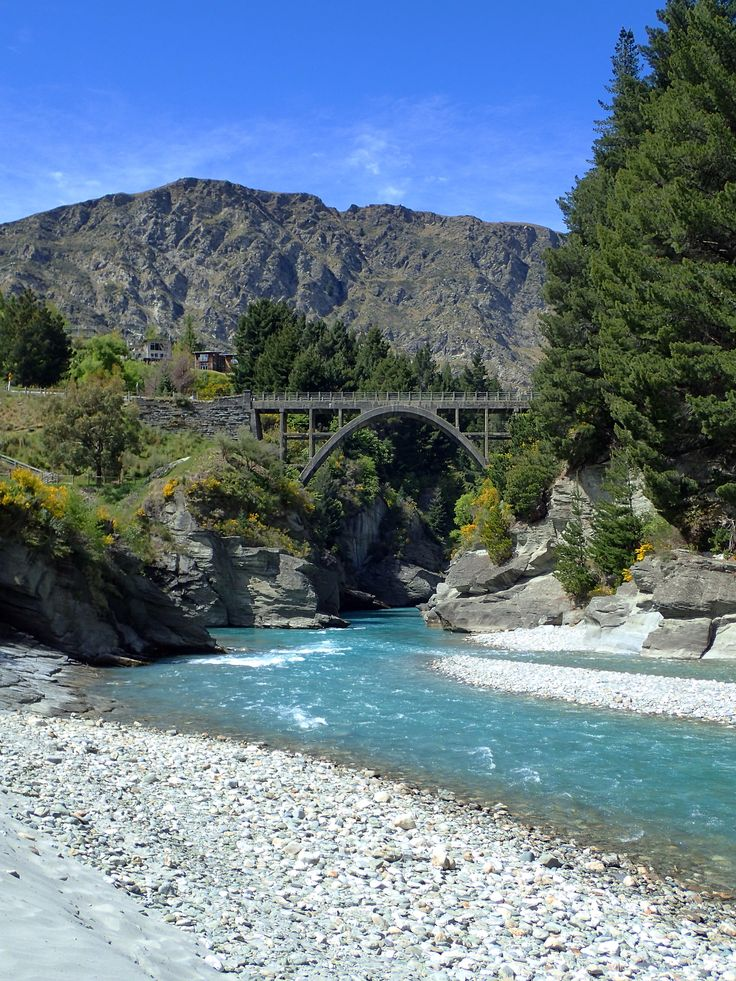 Shotover Canyon, Queenstown