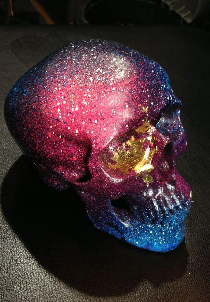 Skull decoration.