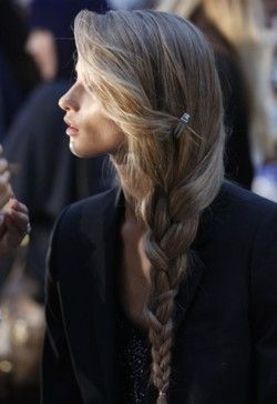 This is what a perfect braid looks like to me