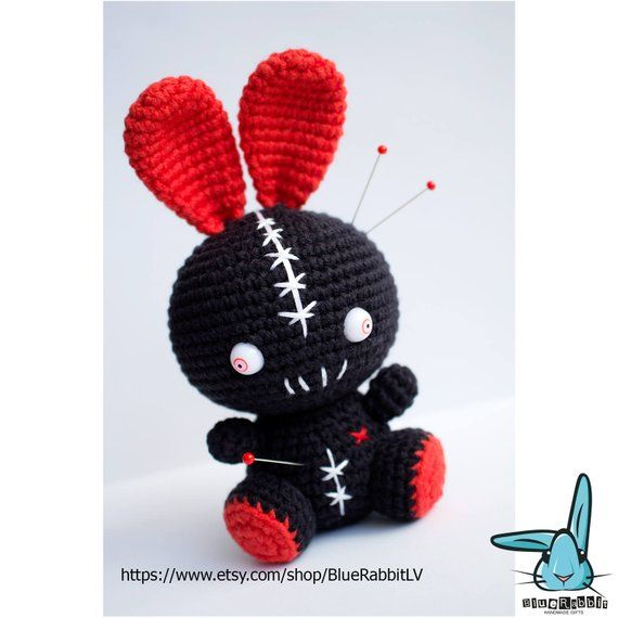 Kawaii Amigurumi Bunny Plant Home Decor - Crochet DIY - YouTube   570x570