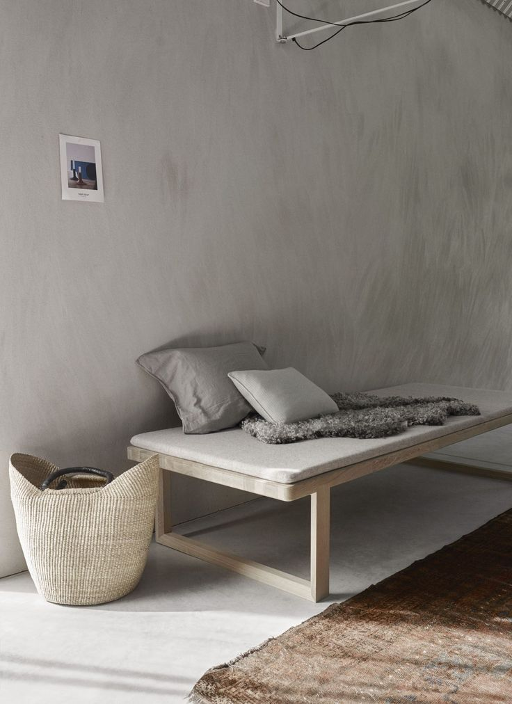 COCOON inspiring home interior design ideas bycocoon.com | bathroom design | kitchen design | design products | renovations | hotel & villa projects | Dutch Designer Brand COCOON | Pulse Daybed by Skagerak